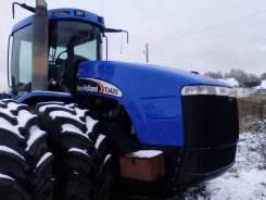New Holland. Трактор TJ425, 15 000 куб. см.