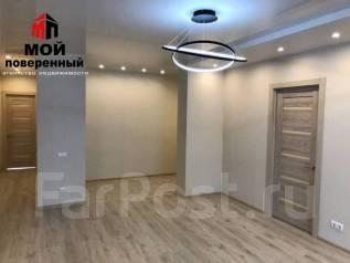 3-комнатная, улица Черняховского 9. 64, 71 микрорайоны, агентство, 93 кв.м. Интерьер