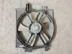 Вентилятор охлаждения радиатора. Mazda Premacy, CP8W