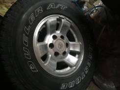 Toyota. 7.0x16, 6x139.70, ET15, ЦО 108,0мм.
