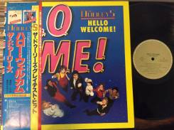 Диско! Дулиз / The Dooleys - Hello Welcome - JP LP 1980