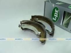 Колодки торм.бар.RЕNАULТ LOGAN/CLIO (180x42) торм.система BENDIX 07490
