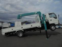 Forward. Isuzu forward бортовой грузовик с манипулятором, 7 200 куб. см., 4 500 кг. Под заказ