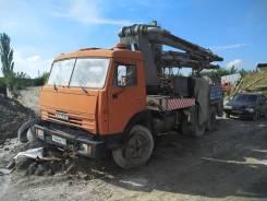 КамАЗ 581580. Продается бетононасос, 10 850куб. см., 21м.