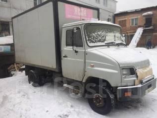 ЗИЛ 5301 Бычок. Продаётся хороший грузовик будка ЗИЛ Бычек, 4 750 куб. см., 3 500 кг.