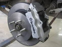 Проточка тормозных дисков. Ремонт суппортов. Замена тормозной жидкости