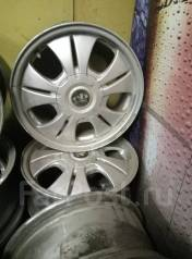 Toyota. x15, 5x100.00, 5x114.30, ЦО 72,0мм.