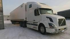 Volvo VNL. Седельный тягач с рефрежератором Lamberet, 15 000 куб. см., 40 000 кг.