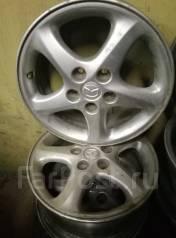 Mazda. x16, 5x114.30, ЦО 55,0мм.