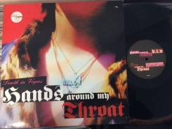 "Дэс ин Вегас / Death in Vegas - Hands around my throat - UK 12"" 2002"