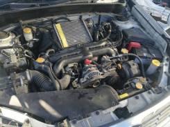 Коробка для блока efi. Subaru Forester Двигатель EJ205