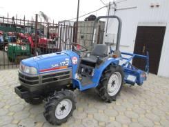 Iseki. Трактор , из Японии