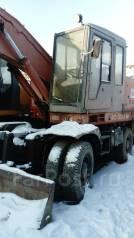 Уралвагонзавод ЭО-33211А. Экскаватор колесный Тагил, 0,80куб. м.