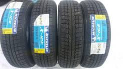Michelin X-Ice 3. Зимние, без шипов, 2016 год, без износа, 4 шт