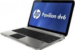 "HP Pavilion dv6-6b02er. 15.6"", 1,6ГГц, ОЗУ 4096 Мб, диск 750 Гб, WiFi, аккумулятор на 1 ч."