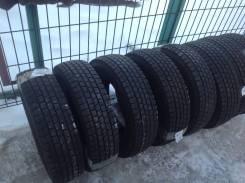 Dunlop. Зимние, без шипов, 2010 год, износ: 5%, 4 шт