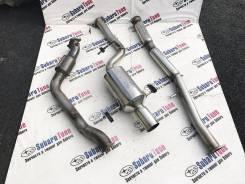 Глушитель. Subaru Forester, SG5, SG9, SG9L