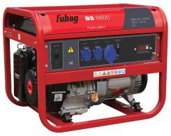 Электрогенератор Fubag ВS 6600 6,5/6,0кВт, 230В/16А, бак-25л, 80кг