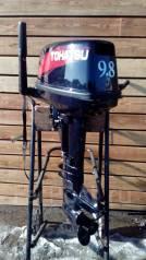 Tohatsu. 9,80л.с., 2-тактный, бензиновый, нога S (381 мм), Год: 2016 год