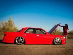Обвес кузова аэродинамический. Toyota Cresta, GX81, JZX81. Под заказ