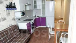 1-комнатная, улица Черняховского 3в. 64, 71 микрорайоны, агентство, 46 кв.м.