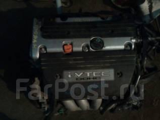 Двигатель в сборе. Honda Accord