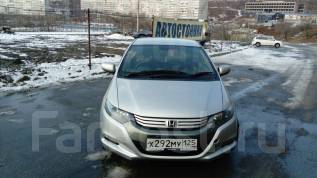 Honda Insight. вариатор, передний, 1.3 (88 л.с.), бензин, 90 000 тыс. км