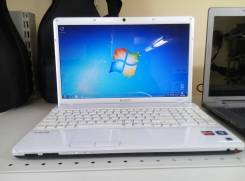 "Sony VAIO PCG. 15.6"", 2,2ГГц, ОЗУ 6144 МБ, диск 320 Гб, WiFi, аккумулятор на 1 ч."