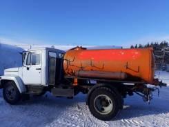 ГАЗ 3307. Продается ГАЗ-3307 Ассенизатор, 3 000 куб. см., 3,80куб. м.