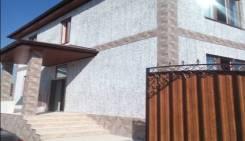 Новый дом в ближайшем пригороде города-курорт Анапа. Улица Космонавтов 70, р-н станица Анапская, площадь дома 143 кв.м., централизованный водопровод...