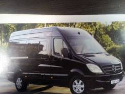 Mercedes-Benz Sprinter 211 CDI. Катафалк Мерседес Спринтер, 2 200 куб. см., 10 мест