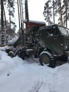 Камаз 4310. с роспуском без кму, 10 000 куб. см., 20 000 кг.
