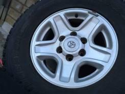 Toyota. 7.0x16, 6x139.70, ET15