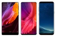 Xiaomi Mi Mix 2. Новый