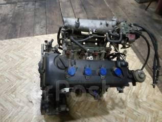 Двигатель в сборе. Nissan Wingroad Двигатели: QG15DE, QG15DELEV