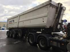 Schmitz Cargobull. Самосвальный п/прицеп SKI 24 2014 г. в., 45 500 кг.