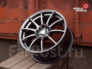 Advan Racing RS. 8.0x17, 5x100.00, 5x114.30, ET35, ЦО 73,1мм.