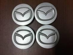 """Колпаки на литье Mazda. 4 шт. Из Японии (К49). Диаметр 15"""""""", 1шт"""
