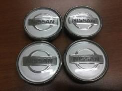 """Колпак на литье Ниссан. 4 шт. Из Японии (К17). Диаметр 15"""", 1 шт."""