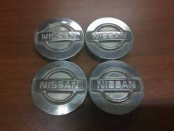 "Колпаки на литые диски Ниссан. 4 шт (К53). Диаметр 15"", 1 шт."