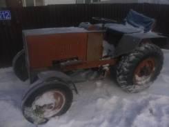 Самодельная модель. Трактор, 800 куб. см.