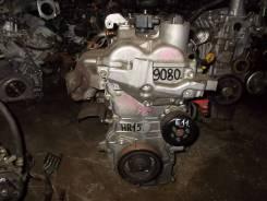 Двигатель в сборе. Nissan: Tiida, Micra, March, Wingroad, Note Двигатель HR15DE