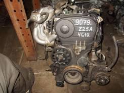 Двигатель в сборе. Mitsubishi Colt, Z25A Двигатель 4G19