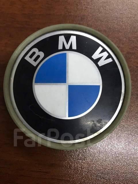 """Колпаки на литье BMW. 4 шт. Из Японии (К81). Диаметр 17"""", 1 шт."""
