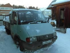 ГАЗ 330210. Продается Газель бортовая, 2 500 куб. см., 1 500 кг.