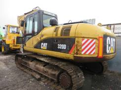 Caterpillar 320D L. Экскаватор Caterpillar 320DL Tosno, 1,00 куб. м.