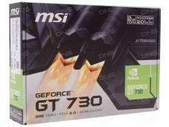 GeForce GT 730. Под заказ
