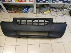 Бампер. Fiat Doblo