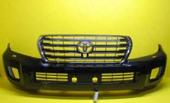 Решетка бамперная. Toyota Land Cruiser, J200