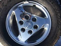 Nissan. 6.0x16, 6x139.70, ET35